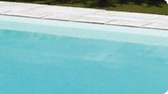 menta színű medence