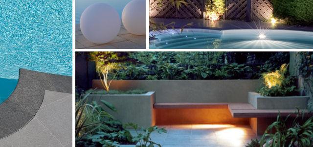 A minimalista kerti medence letisztult és kortalan